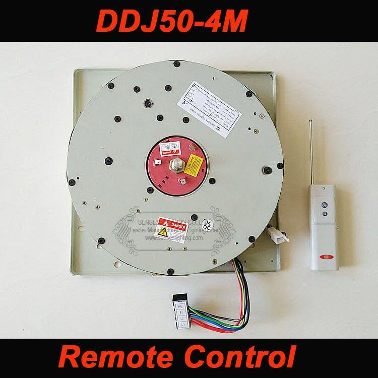 50 キログラム 4 メートル自動リモート制御の シャンデリア ホイスト ランプ照明リフター光リフティングシステム 、 110 ボルト の 120 ボルト 、 220 ボルト の 240 ボルト