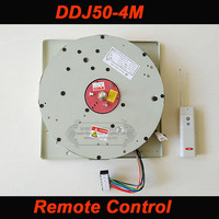 50KG 4M Auto Remote-Controlled Chandelier Hoist Lamp Winch Lighting Lifter Light Lifting System,110V-120V,220V-240V