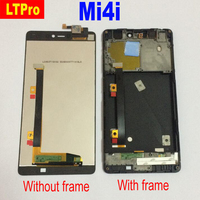 LTPro 5 0 High Quality Tested Full LCD Display Touch Screen Digitizer Assembly With Frame For