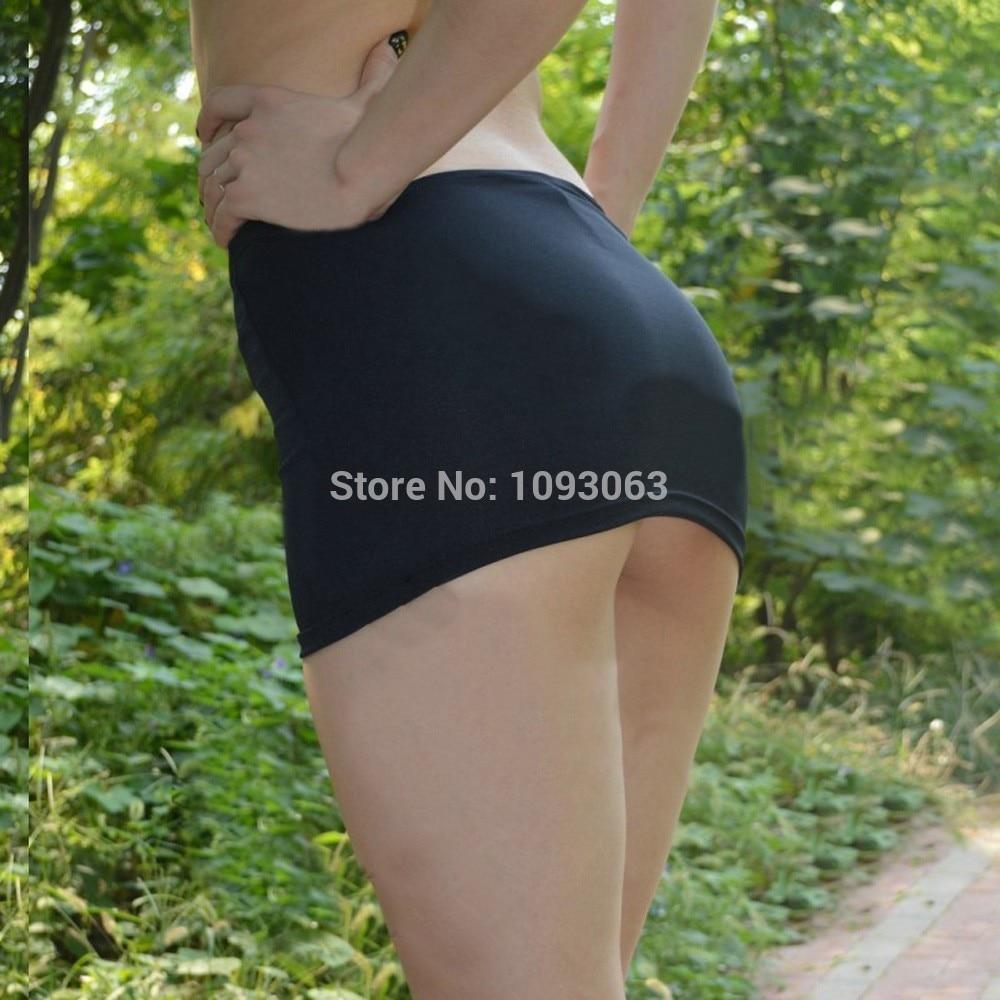Women Lady Micro Mini Skirt Super Hot Sexy Bandage Leopard -2351