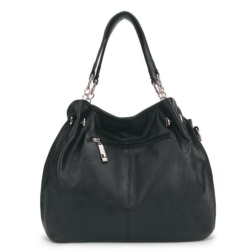 Luxe merk handtassen vrouwen tassen Ontwerper echt lederen tassen - Handtassen - Foto 4