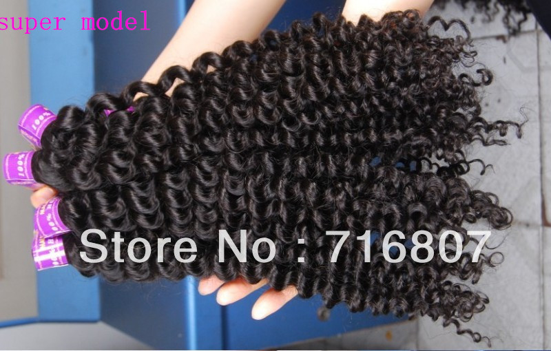 Coil curl 3pcs curly 100 human hair weave virgin brazilian hair washing after curls holds well hair length chart pmusecretfo Gallery