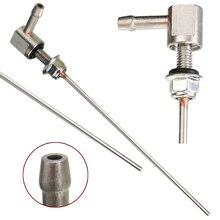 Нагреватель топливная стойка труба 490 мм топливный бак подобрать низкопрофильный резервный труба для установки блока топливного бака Mayitr