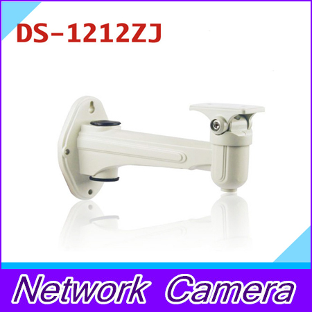 CCTV Bracket DS-1212ZJ Indoor Outdoor Wall Mount Bracket suit for Bullet Camera's Bracket IP Camera bracket cctv bracket ds 1212zj indoor outdoor wall mount bracket suit for bullet camera s bracket ip camera bracket