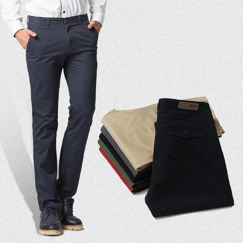9a2347fbdd956e Very Cheap High Quality Chinos Men Chino Pants Men Trousers Men Casual Pants  Cotton Cheap Men Pants Mens Trousers
