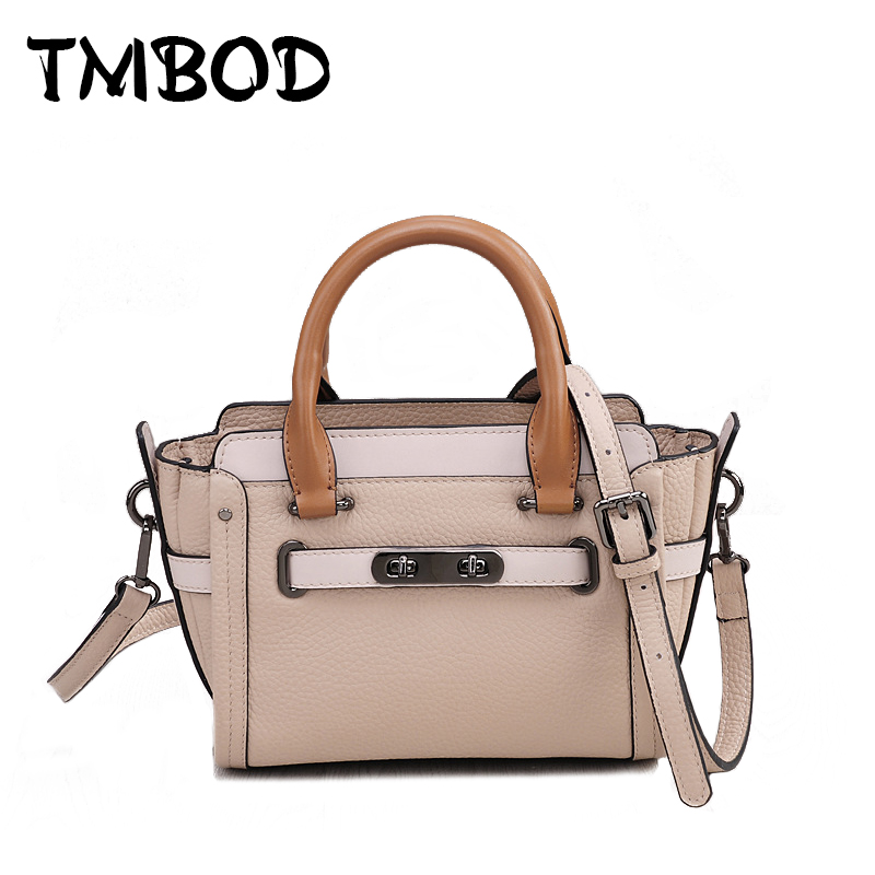 New 2017 Designer Classic Tote Wings Popular Women Cowhide Genuine Leather Handbags Ladies Bag Messenger Bags For Female an803 2017 new arrival designer women leather handbags vintage saddle bag real genuine leather bag for women brand tote bag with rivet