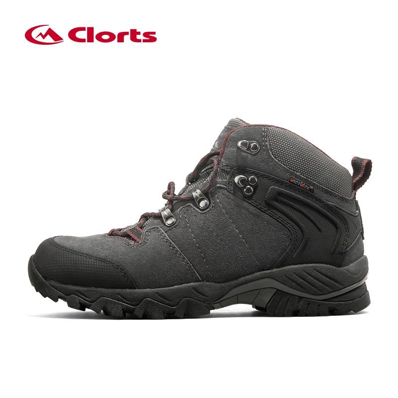 Clorts мужские зимние кроссовки ботинки тактические кожаные кроссовки мужские зимняя мужская тактическая обувь обувь военная мужская HKM-822