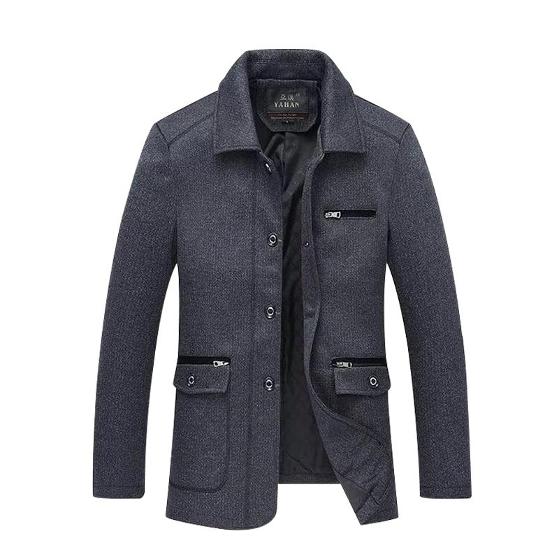 Cheap Wholesale 2019 New Autumn Winter Hot Selling Men's Fashion  Casual  Work Wear Nice Jacket MC48
