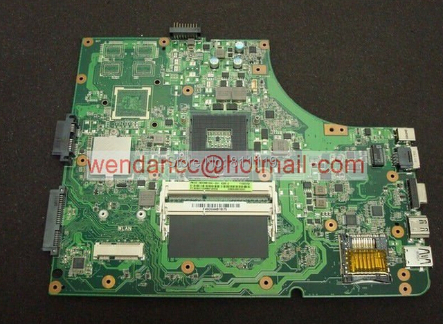 integrated motherboard without vga chipset  For K53E motherboard 60-N3CMB1300-D01 K53SD MAIN BOARD REV:2.3
