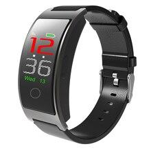 CK11C Smart Wristband Activity Tracker Watches Blood Pressure Bluetooth 4.0 Waterproof Sport Bracelet 0.96 Inch IPS Color Screen