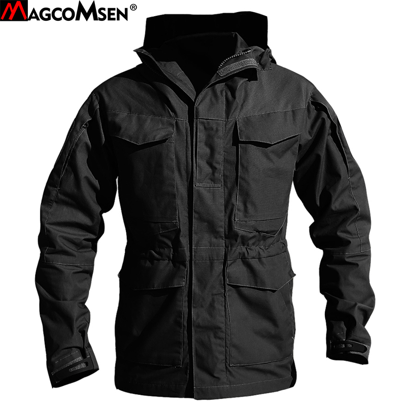 MAGCOMSEN M65 US Army Tactical Jackets Men Winter Autumn ...