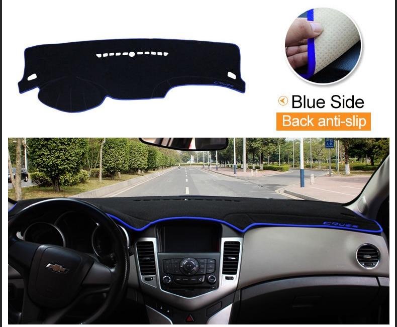 ᑎu tableau de bord de voiture Éviter lumière pad instrument plate