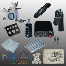 Yilong Новое поступление 1 комплект татуировки комплект Питание пистолет полный комплект оборудования машины 1100713 lita