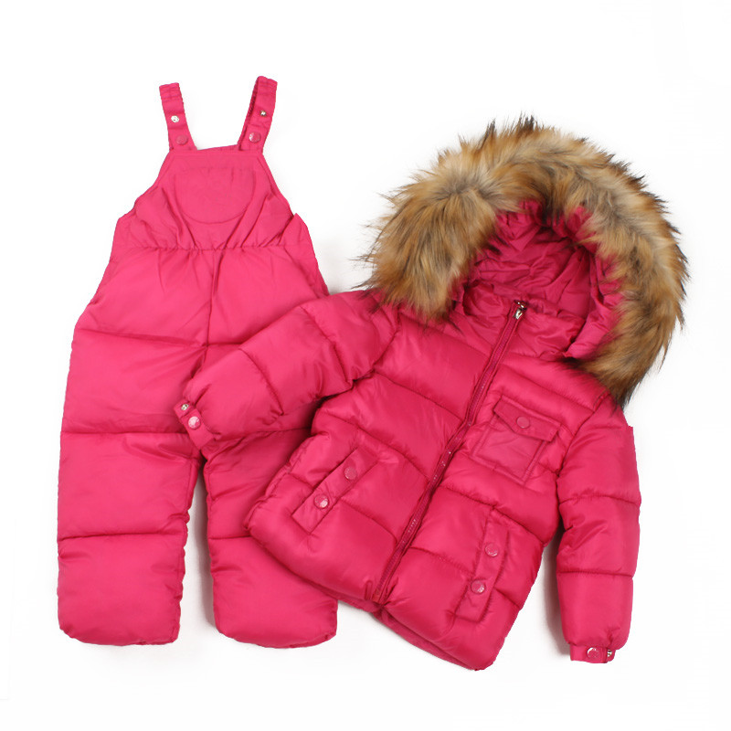 f6cea76b3908 Cute Unisex Baby 3-Piece Snowsuit - Dealbola.com