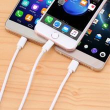 Import and export 2/pieces  function multi plug mobile phone charging data line Samsung PONE HUAWEI NOKIA game charger line все цены