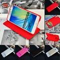 S-Ch Мягкие TPU 2 Слотом для Карт Стенд Функция Откидная Крышка идеально подходит для Samsung Galaxy A5 SM-A500 SM-A500F SM-A500H Дешевый Телефон случае