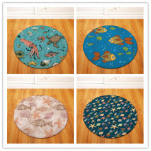 Camera Round Carpet Kids Play Tent Gym Rug Bedroom Living Room Coffee Table Floor Mats /Baby Crawling Carpets(China)