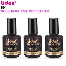 LIDAN BO1 средство для обработки поверхности ногтей Жидкость 15 мл баланс ногтей раствор для удаления масло для ногтей Бонд помощь для подготовки ногтей подписчики+ 3% скидка