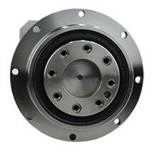 Flangia di uscita planetary gearbox reducer 3 arcmin Rapporto di 4:1 10:1 per NEMA23 albero di ingresso del motore passo passo 8 millimetri