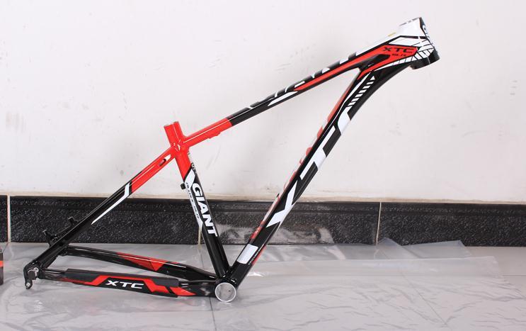 giant xtc slr 1 275 17 inch mtb frame road bike frame mtb carbon frame 275