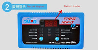 NEW Factory 12v Intelligent Car Motorbike Battery Charger Adjustable Multifunctional High Power Smart Battery Charger