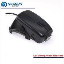 YESSUN Car DVR Camera Driving Video Recorder For Volvo S60 DVR Camera AUTO Dash CAM  OEM 1080P WIFI цена