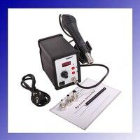 700W 858D ESD Soldering Station LED Digital SMD Solder Blowser Hot Air Gun