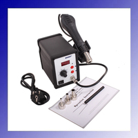 700W 858D ESD Soldering Station LED Digital SMD Solder Blowser Hot Air Gun