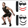 Фитнес-респиратор  тренажер для ног  веревка для тренировок  аксессуары для спортзала