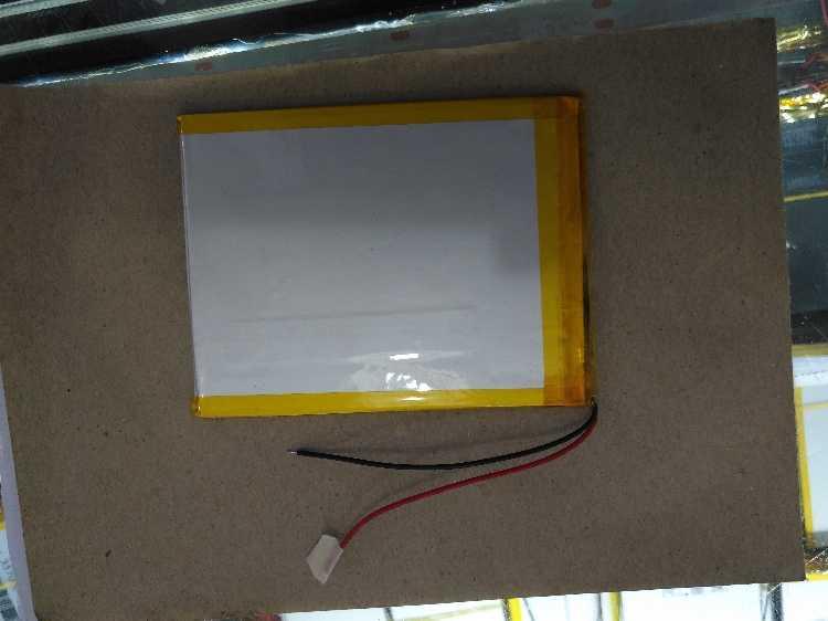 3,7 В ли бо литий-ионные аккумуляторы 3 7 В пакет 3,7 В литий-полимерный аккумулятор 357095 3000 мАч