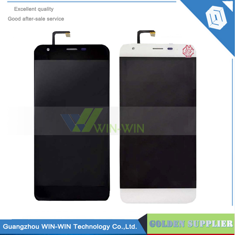 1 piece/lot for Oukitel K7000 LCD Display+Touch Screen Panel for oukitel k7000 lcd Touch Screen Digitizer lcd free shipping
