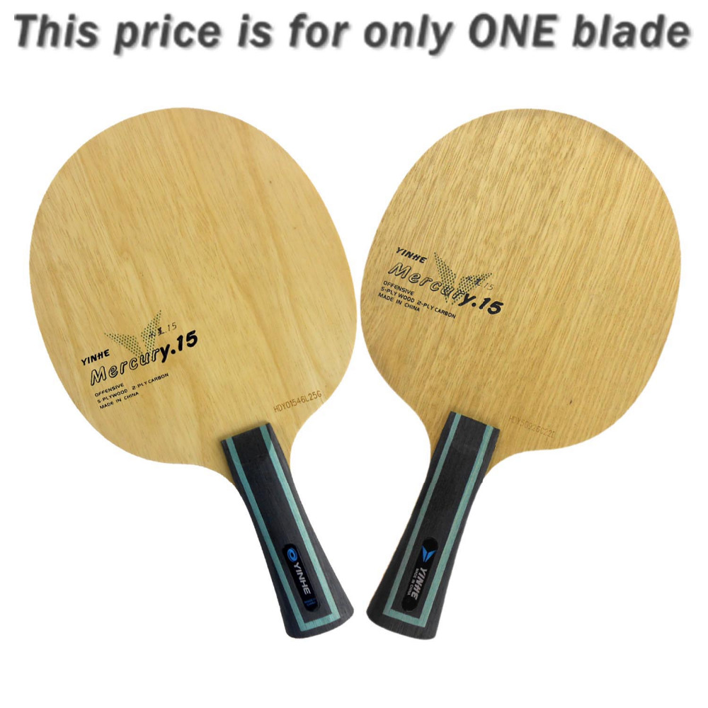 Original Yinhe Milky Way Galaxy Mercury.15 Y-15 Y15 Y 15 table tennis pingpong blade milky way galaxy yinhe 980 defensive table tennis pingpong blade