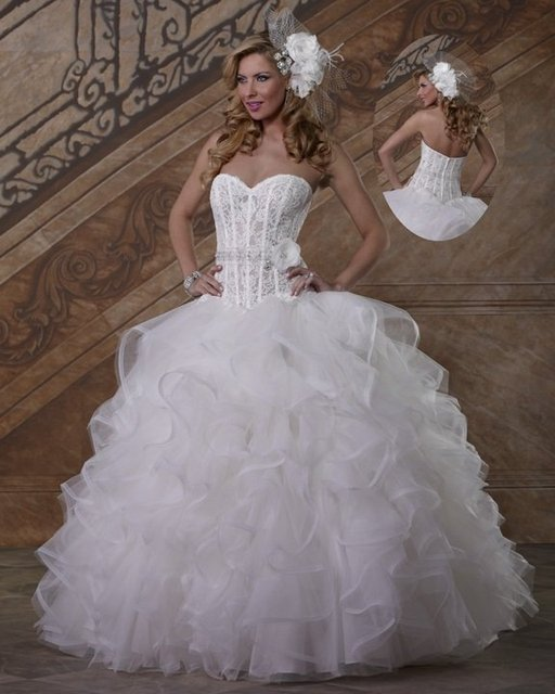 Forever Yours Wedding Dresses 5