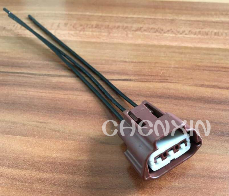 wire harness sumitomo 3pins female cable sets pigtails. Black Bedroom Furniture Sets. Home Design Ideas