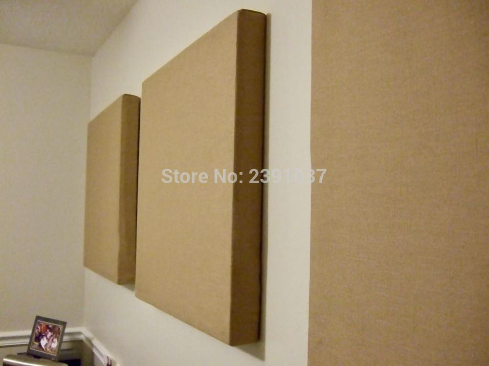 40x40x5cm Acoustic-Panel-Control-Square Acoustic Soundproof Panel Home Studio Sound Absorbing Panel Wall Sticker 1box 8pieces