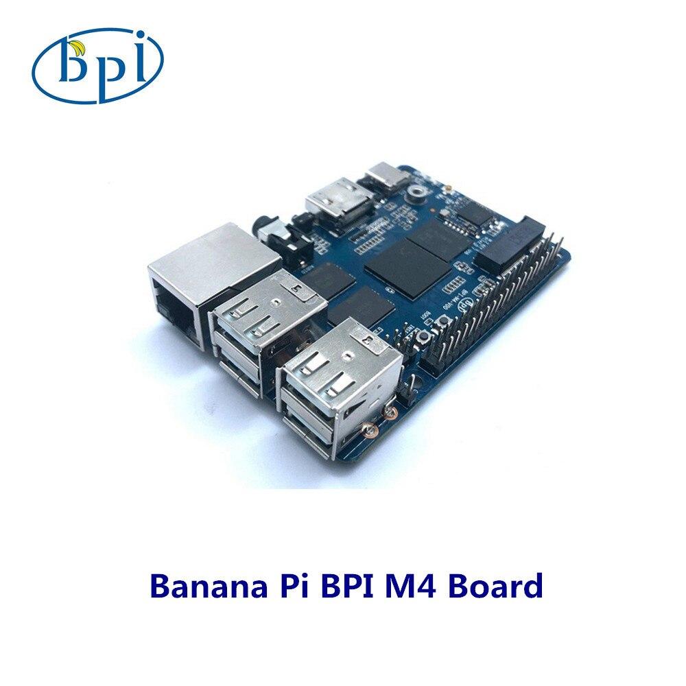 US $38 0 |Banana Pi BPI M4 Realtek RTD1395 ARM 64 bit Board-in Demo Board  from Computer & Office on Aliexpress com | Alibaba Group