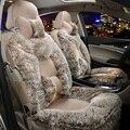 2016 mais novo capas para almofadas de assento universal do assento de carro bonito dos desenhos animados de pelúcia tampas de assento do carro 1115