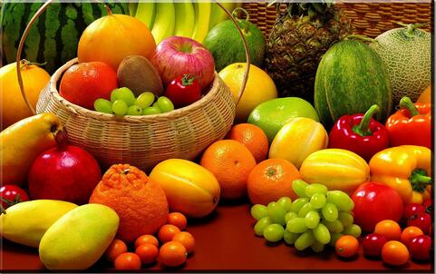 HD Fruit vegetables Canvas Paintings for Kitchen Room Wall Posters and Prints No Frame Decor Painting