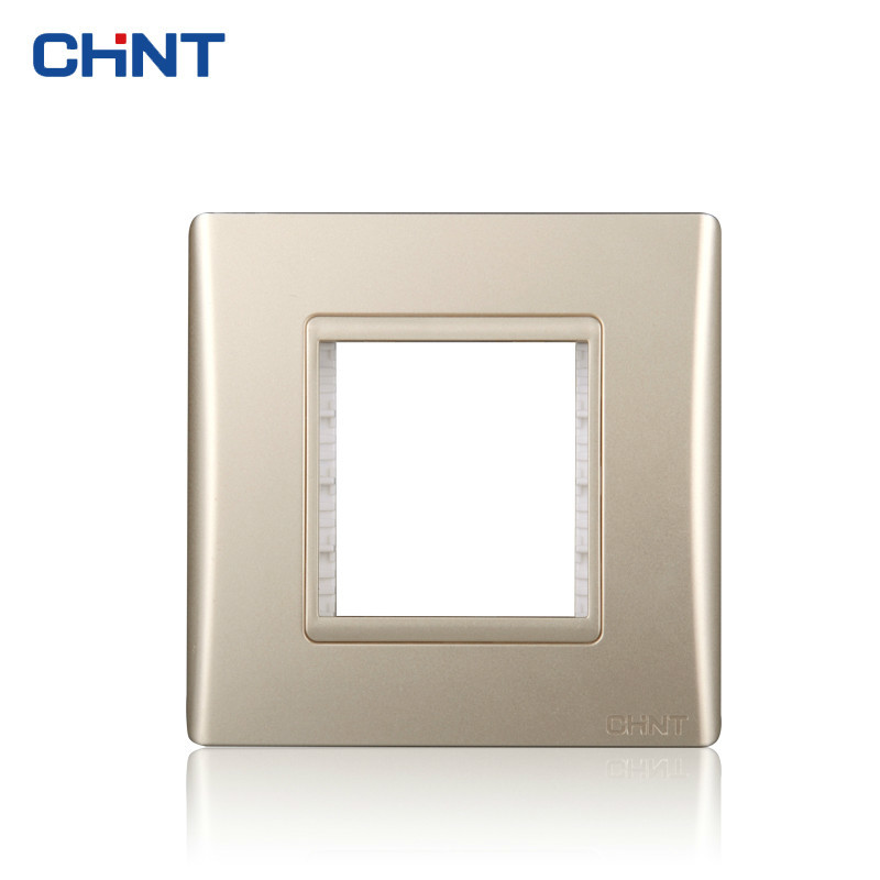 Us 2 32 14 Off Chint 120 Type 9l Wall Switch Cover Plates Function Key Two Panel 86 Combination Module In Switches From Lights Lighting On