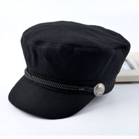 2016 Spring Women S Newsboy Caps For Men Woolen 100 Octagonal Cap Ladies Unisex Retro Flat