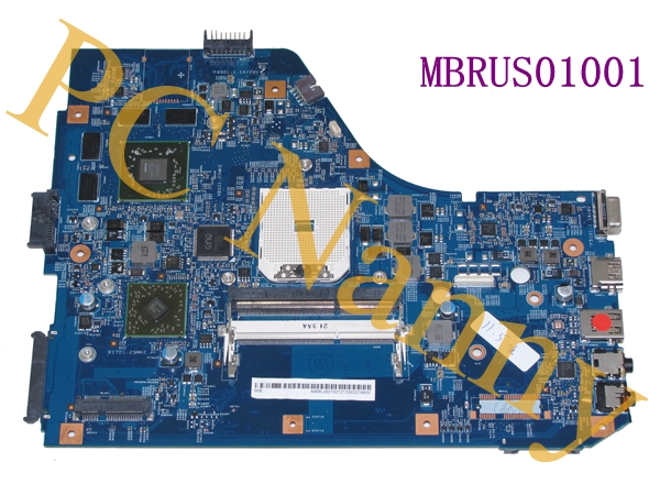 MBRUS01001 48.4M702.01M laptop Motherboard for acer aspire 5560G series system board with AMD HD 6650M 1gb graphics tested
