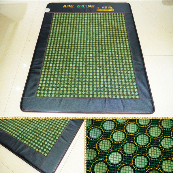 Good Jade Germanium Stone Mattress Jade Health Care Mattress Physical Therapy Mat Tourmaline Heat Mattress Size120x190cm free shipping jade germanium stone mattress jade health care physical therapy mat tourmaline heating mattress eye cover1 2 1 9m