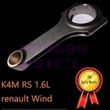 K4M-RS 2-sitzer roadster 1.6L K4M RS RENAULT WIND rennwagen tuning bc wossner kolben pistoni e billa fit geschmiedet anschluss stange
