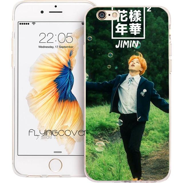 coque bts iphone 8