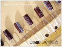 30PCS ELNA RA3 Series Electrolytic Capacitors for 22uF/50V Audio free shipping