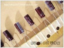 30PCS ELNA RA3 Series Electrolytic Capacitors for 22uF/50V Audio free shipping 200pcs 222 50v dip 2 ceramic capacitors 50v 222 2 2nf
