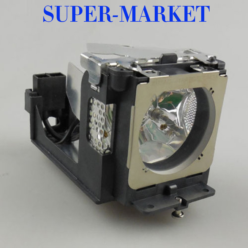 Replacement Projector bulb With Housing POA-LMP103 / 610-331-6345 for Sanyo PLC-XU100/PLC-XU110 compatible bare bulb poa lmp146 poalmp146 lmp146 610 351 5939 for sanyo plc hf10000l projector bulb lamp without housing