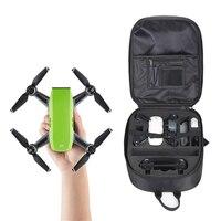 DJI Spark Case Hardshell Shoulder Bag Portable Handbag Carrying Backpack Storage Boby Controller Battery for DJI Spark Drone