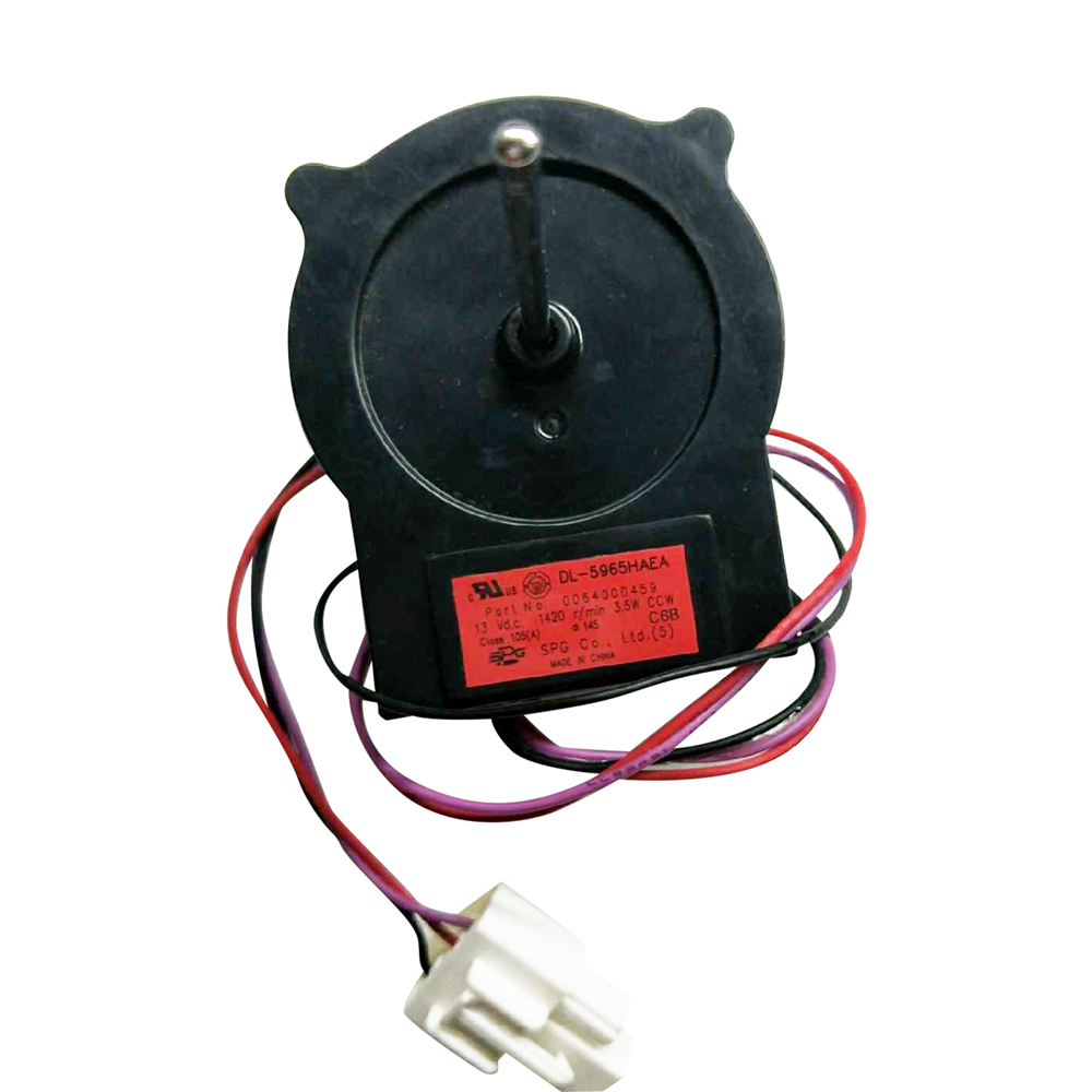 For LG Refrigerator Cooling Fan Motor With Fan Blade For Haier Open Door Refrigerator DL-5965HAEADL-5985HAEA Cooling Fan Motor