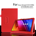 For Asus Zenpad 10 Z300C 10.1 inch Tablet Case Litchi PU Leather Cover For Asus Z300CG Tablet Slim Protective shell FreeShipping